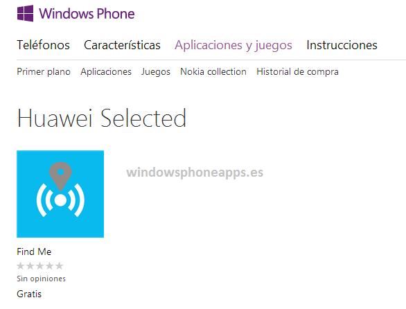 Huawei Selected