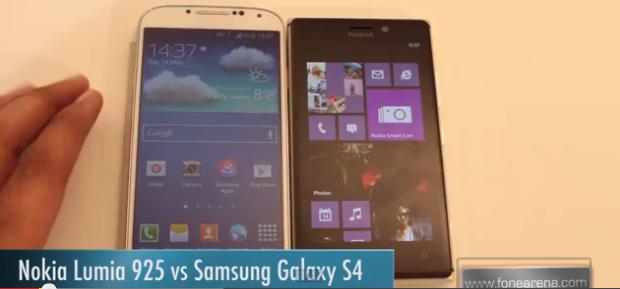 lumia925-vs-galasy-s4