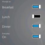 Monitor Dieta te ayuda a llevar una dieta saludable