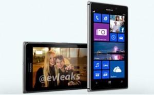 Primeras imágenes del Nokia Lumia 925
