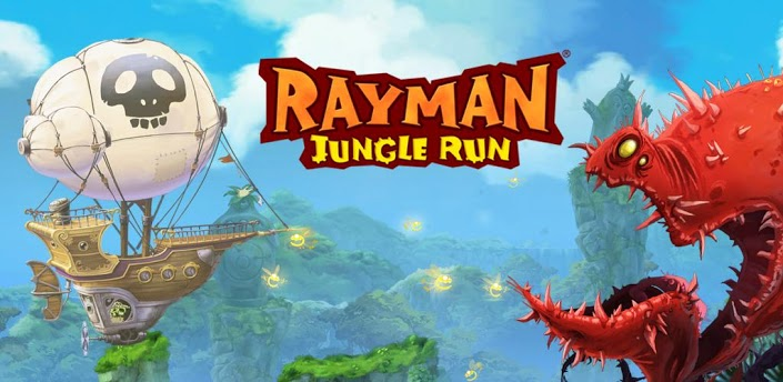 Rayman Jungle Run para Windows y Windows Phone