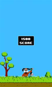Duck hunt el clasico de NES ya disponible para Windows Phone