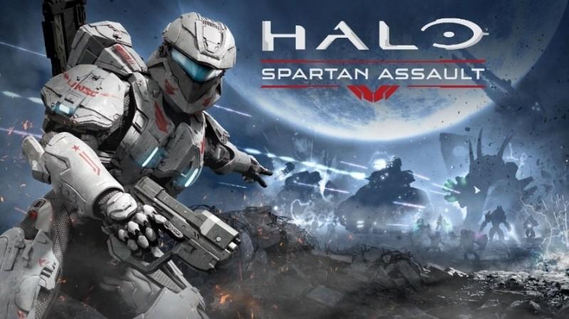 Halo Spartan Assault Windows Phone