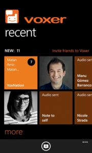 Voxer ya disponible para los probadores