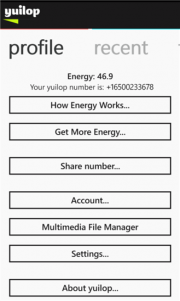 Yuilop para Windows Phone 8 ahora con chat grupal