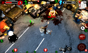 Zombie HQ un nuevo juego de Rebelion gratis para WP