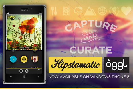 Hipstamatic Oggl para Windows Phone
