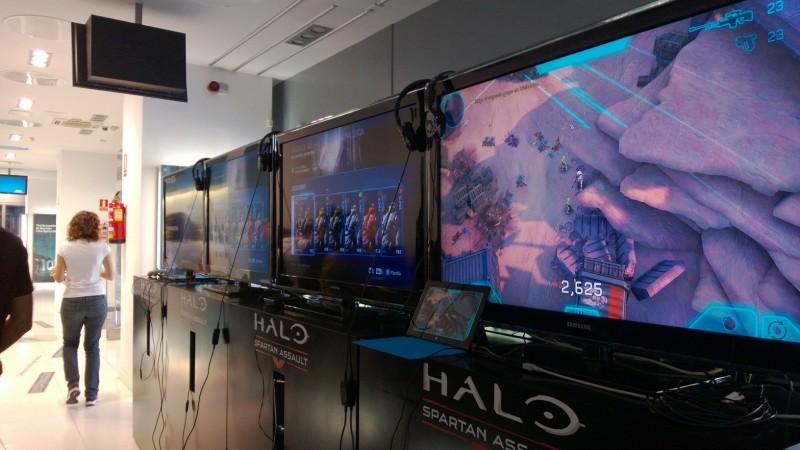Evento Halo Spartan Assault