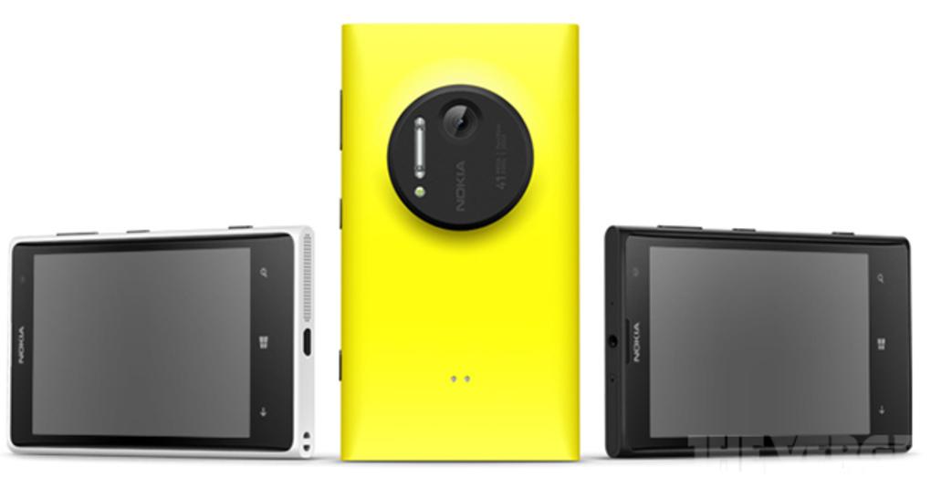 Nuevas imágenes del Nokia Lumia 1020