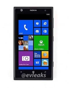 ¿Nokia Lumia 909 o 1020?, cual será el nombre final del Nokia EOS