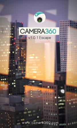 Camera360 con Nokia Lumia 925
