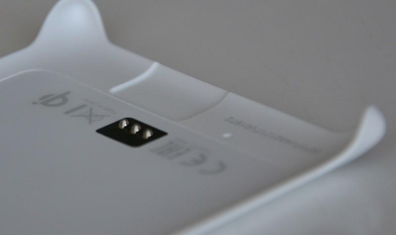 Conectores de la carcasa carga inalámbrica Lumia 925