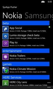 ¿Has actualizado tus aplicaciones exclusivas? compruébalo con SysApp pusher