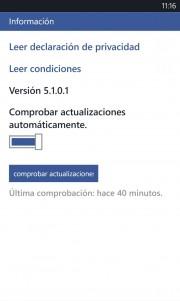 Facebook Beta para Windows Phone 8 se actualiza a la versión 5.1.0.1