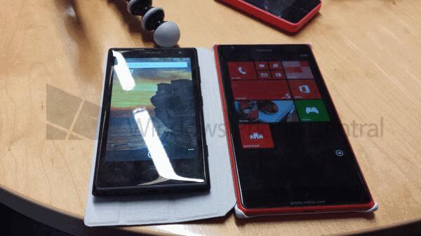 Primeras imágenes del Nokia Lumia 1520, la Phablet de Nokia