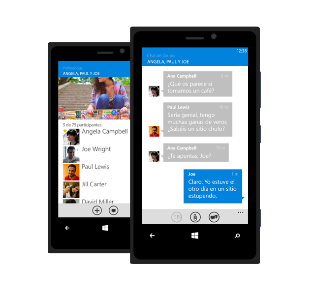 Tuenti para Windows-Phone-1.5