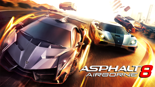 Asphalt 8: Airborne para Windows Phone