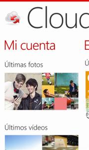 Cloud una nueva aplicación de Vodafone España para WP