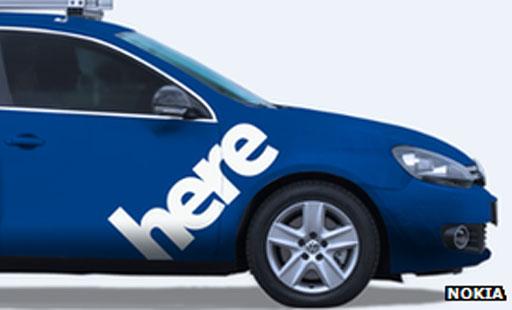 here-car