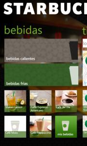 StarBucks presenta su aplicación oficial para México