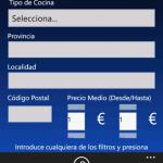 Busca Tapas, encuentra los mejores sitios de tapeo desde tu Windows Phone