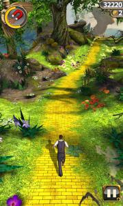 Temple Run: Oz ya disponible para Windows Phone 8