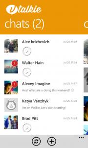Vtalkie, llega a Windows Phone el push-to-talk de vídeo