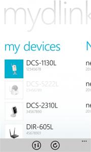 D-link para windows phone