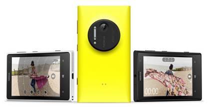 Nokia Lumia 1020 en España