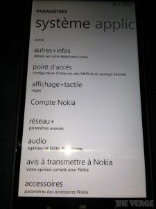 Filtradas fotografias del Nokia Lumia 1520