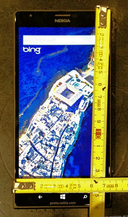 Nokia Lumia 1520 medidas