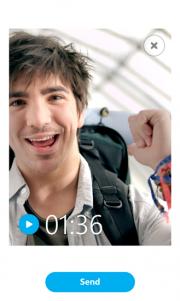 Skype para Windows Phone 8 se actualiza con videomensajes
