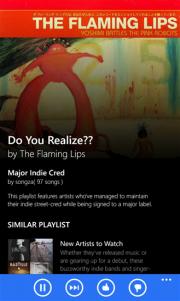 Songza la aplicación que te ofrece la música que necesitas para cada momento.
