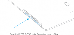 Nokia Lumia 1520 también se muestra en su paso por la FCC