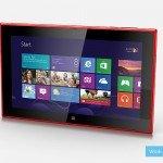 Nokia Lumia 2520 especificaciones, imágenes y video