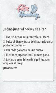 Air Hockey, un nuevo juego de mesa para los fans del Hockey