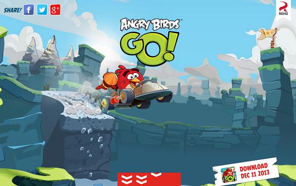 Angry Birds Go! para Windows Phone