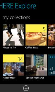 Here Explore una nueva aplicación exclusiva Nokia