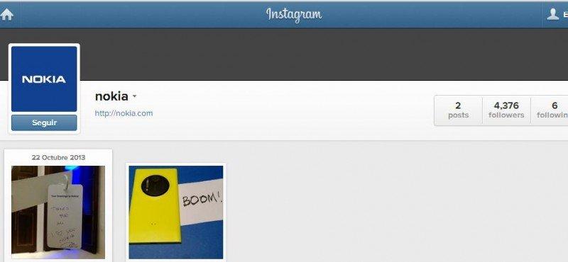 nokia-en-instagram