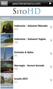 SitoHD presenta su aplicación para Windows Phone