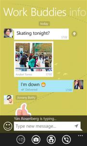 Viber se actualiza y permite personalización del fondo