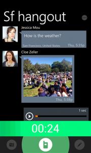 Voxer se actualiza, nuevo logo y soporte para nombre de usuario