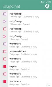 6snap el cliente Snapchat de Rudy Huyn ya disponible