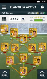 """Football Club, la aplicación """"complementaria"""" de FIFA 14 para Windows Phone"""