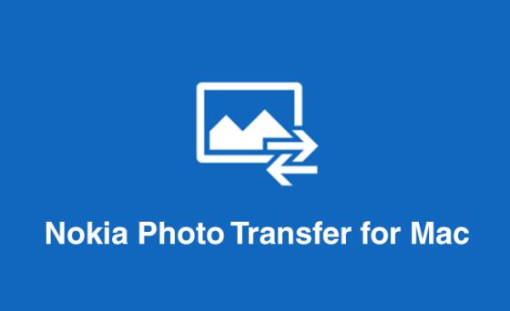 Nokia Photo Transfer para Mac