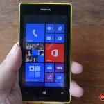 Primer video e imágenes del Nokia Lumia 525 (proto)