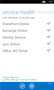 Office 365 Admin, la aplicación para administrar cuentas Office 365 ya disponible