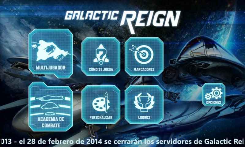 Galacttic Reign
