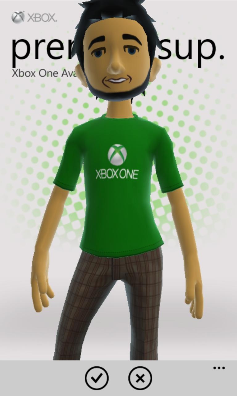 Avatar Xbox One