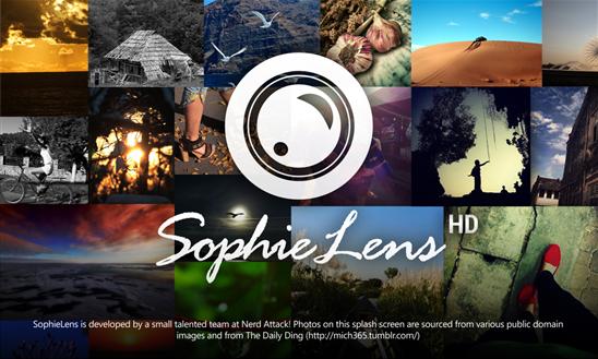 SophieLens HD